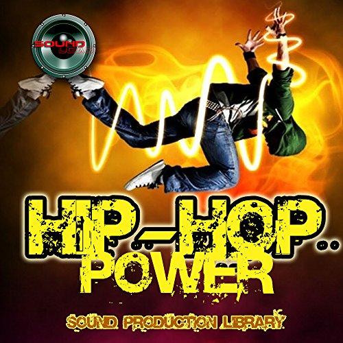 Hip Hop POWER - Unique original Multi-Layer Studio Wave Samples Library 4.2GB on DVD ()