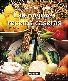 Las mejores recetas caseras (Cocina casera): Amazon.es ...