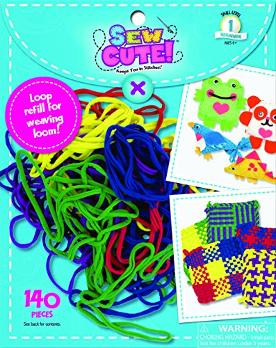 ColorBok 73318 Loom Loop Refill