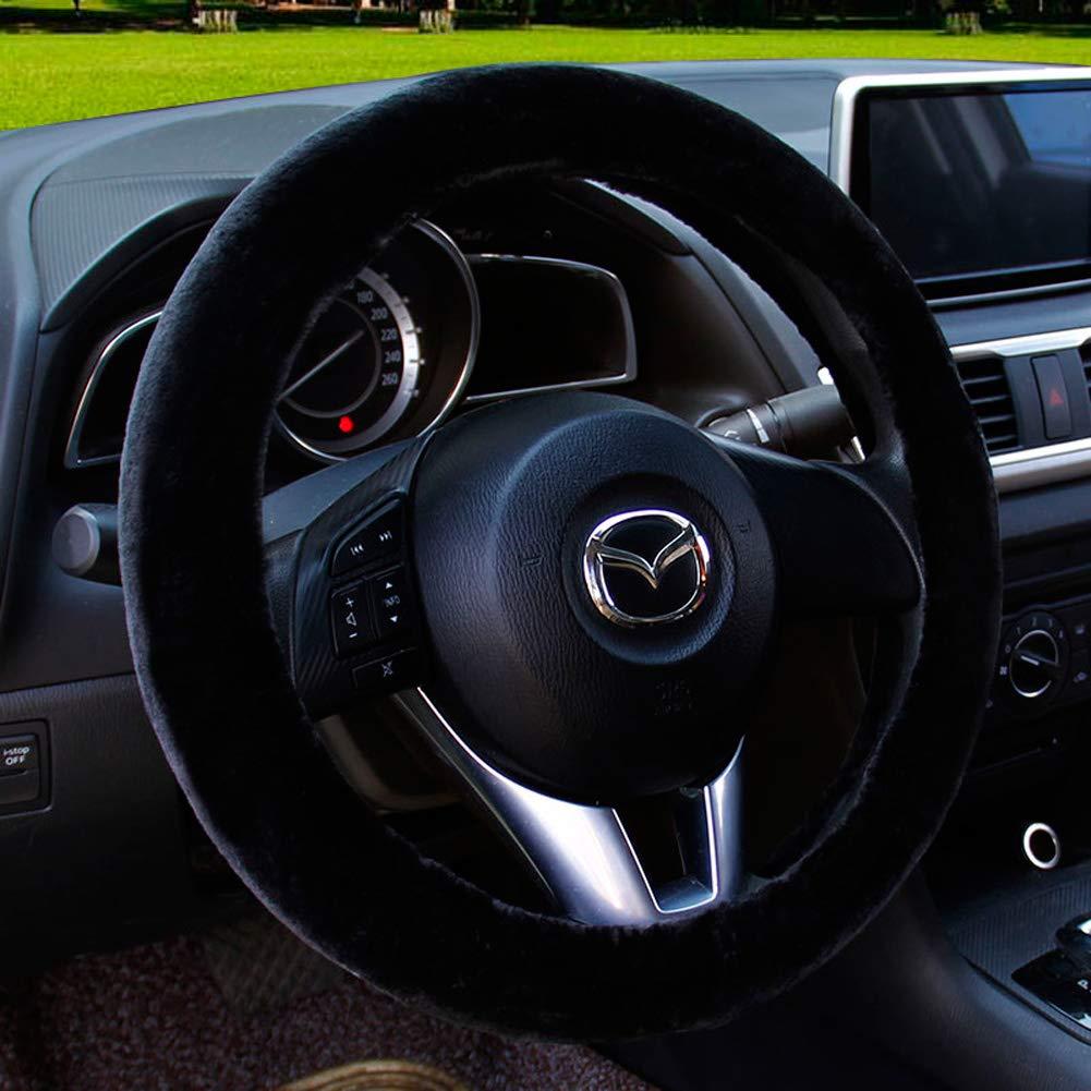 Noir Sanqing Volant Couvre Quatre Saisons Universal Truck Passager Voiture Objectif Affaires v/éhicule Touring Voiture Volant