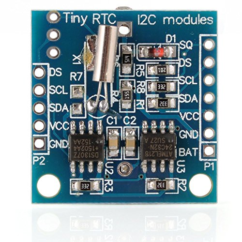 WINGONEER Tiny RTC I2C DS1307 AT24C32 Real Time Clock Module For Arduino AVR PIC 51 ARM
