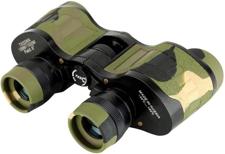 PJPPJH Binoculares para Adultos Optics Field View 12X42 Binoculares compactos para observación de Aves.Ligero y Compacto para Horas de observación de Aves Brillantes