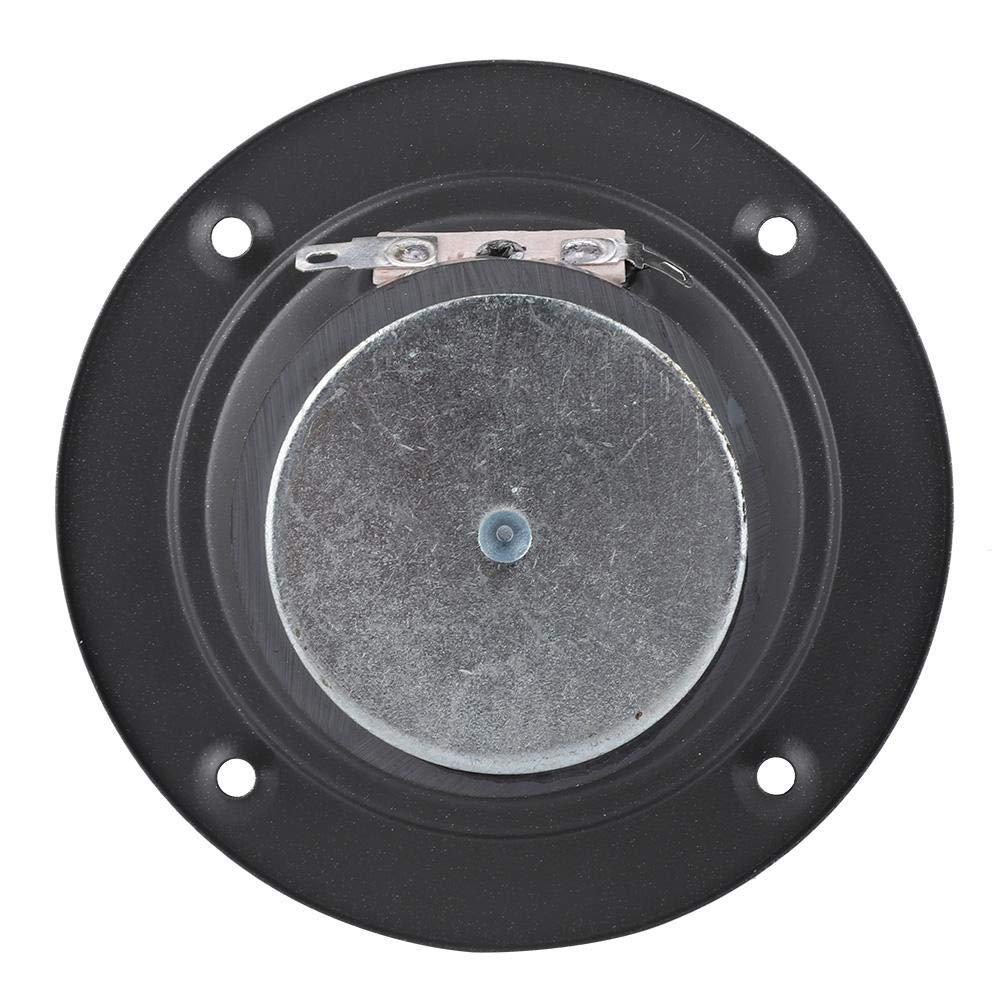 Lazmin Altavoz de Graves SG-3 T Altavoz de Audio de 3 Pulgadas Subwoofer est/éreo Dise/ño de Circuito magn/ético Altavoz de bocina bajo