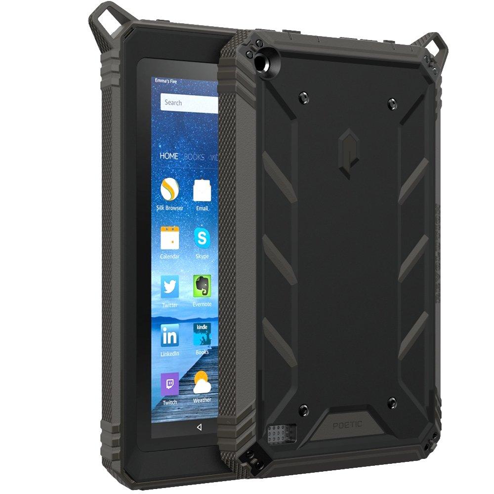 Poetic revolution premium rugged case for amazon fire 7 for Amazon casa