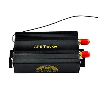 MUXAN Rastreador GPS Vehículo en Tiempo Real con Control ...