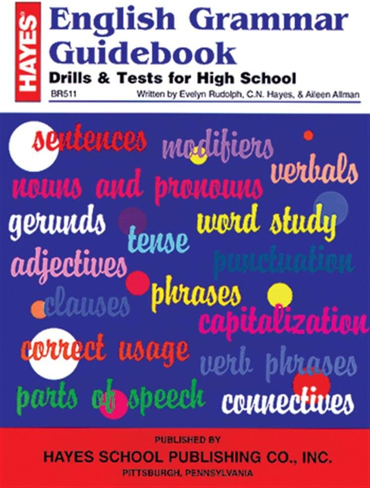English Grammar Senior High