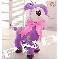 PND Cute Plush Toys Soft Animal Dear Doll Toy for Baby Kids Birthday Gift-22 cm