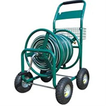 Amazoncom 400 FT GARDEN HOSE REEL CART Patio Lawn Garden