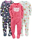 Simple Joys by Carter's Baby Girls' 3-Pack Snug-Fit