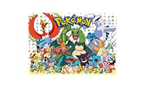 Buffalo Games - Pokémon - Fan Favorites - 300 Large Piece Jigsaw Puzzle
