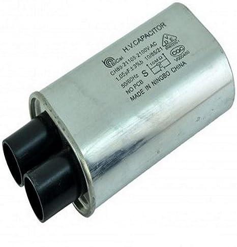 Condensador – Horno microondas – LG: Amazon.es: Grandes ...
