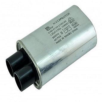 Condensador – Horno microondas – LG
