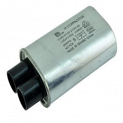 Condensador - Horno microondas - LG: Amazon.es: Grandes ...