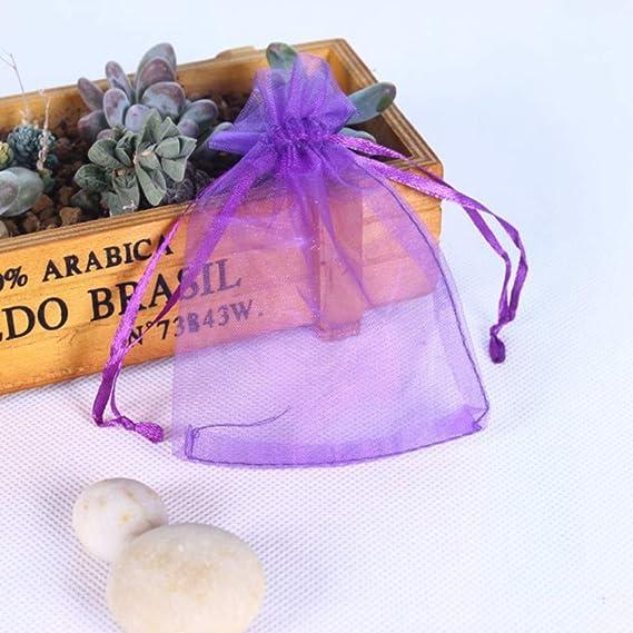 CZSM Bolsas de joyería con cordón, 100Pcs 20x30cm Bolsas de ...