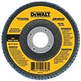 DEWALT DW8218 7-Inch by 7/8-Inch Z40 T27 WB Flap Disc