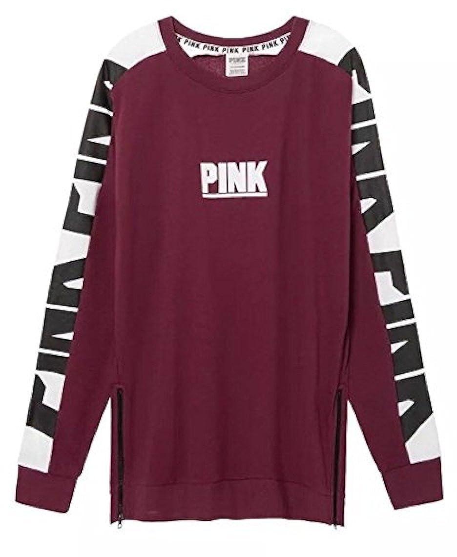 afcc73beff Victoria Secret Pink Maroon Sweatshirt