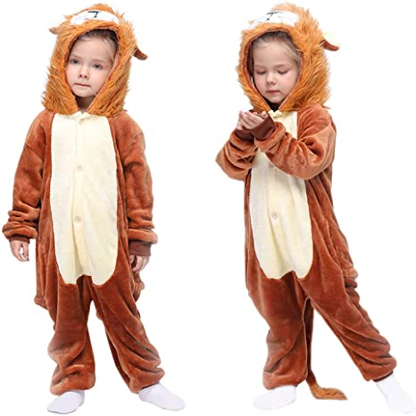 Pijamas enteros animales