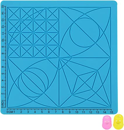 Aibecy Impresión en 3D Diseño de la pluma Estera Plantillas de ...