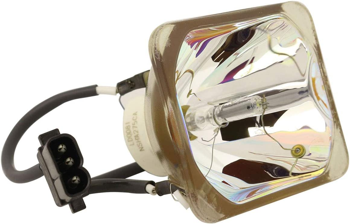Long Life for Canon REALiS WUX10 Mark II D Lamp Only by LucentBulb