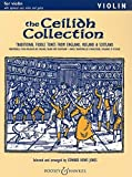Ceilidh Collection: Violin Part with Optional Easy Violin and Guitar: Traditional Fiddle Tunes from England, Ireland and Scotland