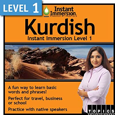 Instant Immersion Level 1 - Kurdish