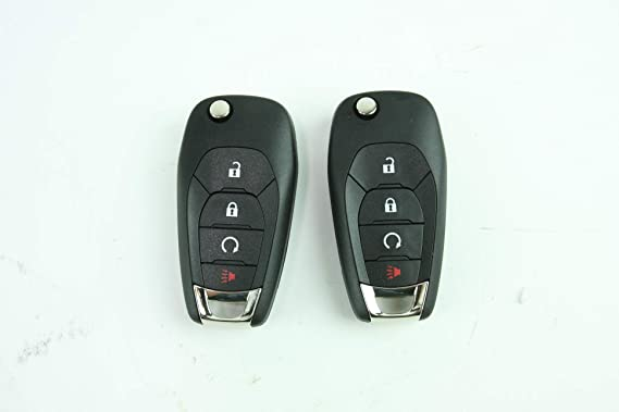 Keyless2Go New Uncut Empty Replacement Key Shell B102 Shell ONLY