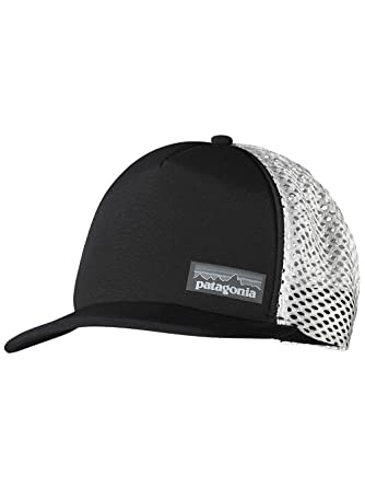Gorra Trucker Duckbill de Patagonia - Negro - Adjustable