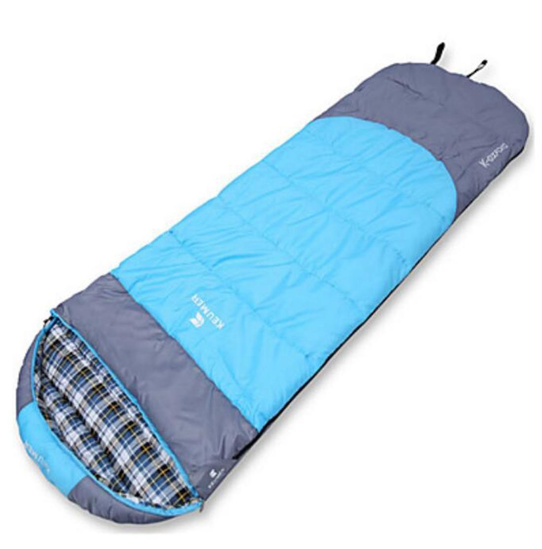 Schlafsack Kinderschlafsack Einzelbett(150 x 200 cm) 10 Daune 1000g 190X50 Camping   Reisen   DrinnenWasserdicht   Regendicht   Winddicht
