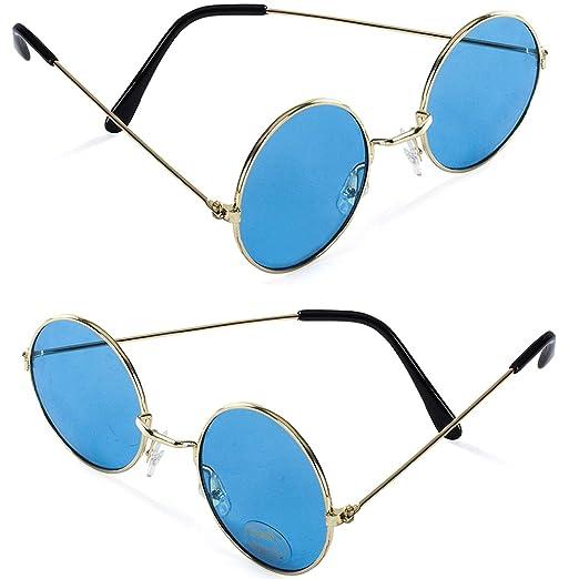 Costume Glasses Pack Sunglasses Retro Tigerdoe John 2 Lennon Hippie droCBxe