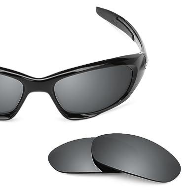 143a315e49 Revant Polarized Replacement Lenses for Oakley Twenty XX (2012) Black  Chrome MirrorShield
