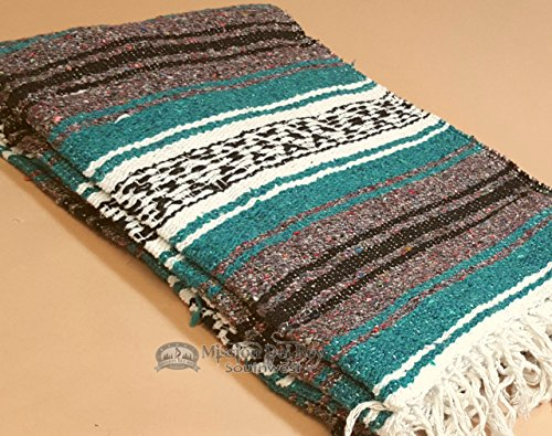 Authentic Mexican Blanket 47