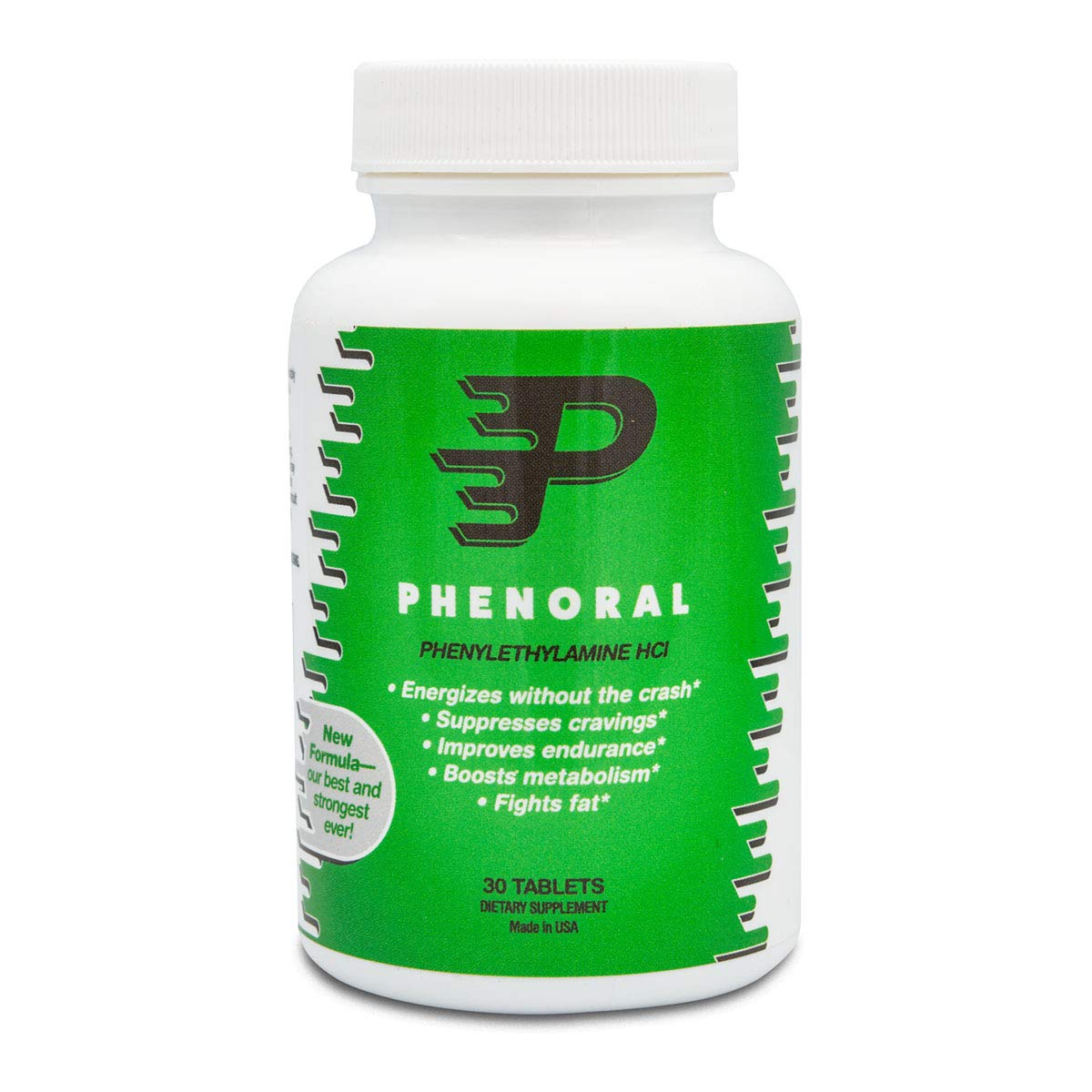 Phenoral Weight Loss Diet Pill - Appetite Suppressant and Energy - Boost Your Metabolism While Eating Less by Phenoral