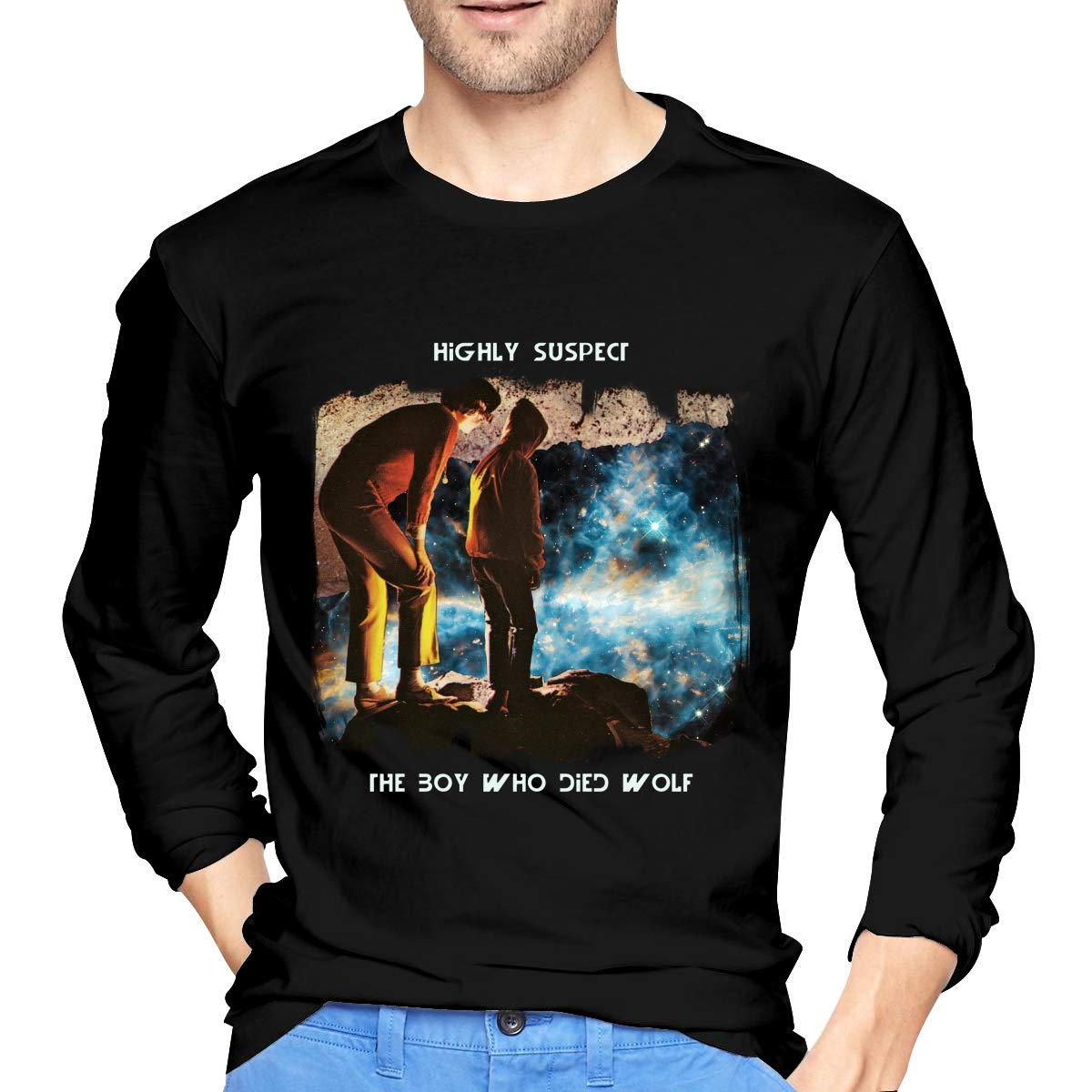 Highly Suspect The Who Died Wolf Fashion Music Band S T Shirt Gift 1353
