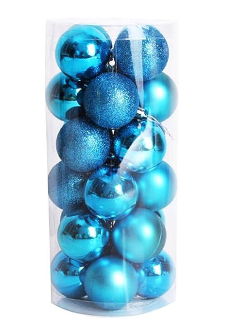 george jimmy wonderful christmasparty decorations christmas ball 6cm sky blue - Blue Christmas Theme Decorations