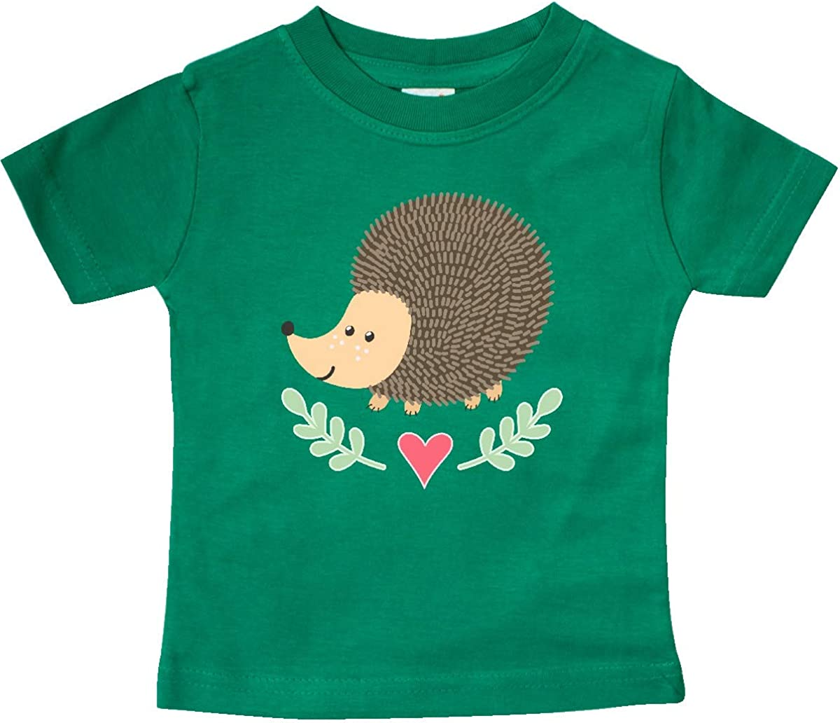 inktastic Hedgehog Lover Girls Outfit Baby T-Shirt
