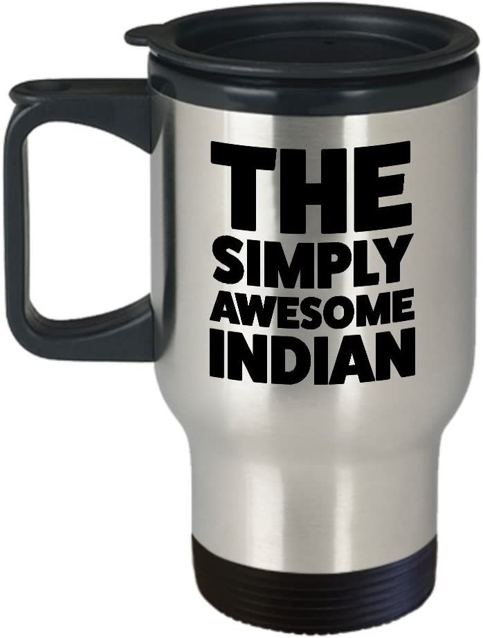 Amazon Com Indian Travel Mug Funny Indian Gifts For Pride Moms Dads People Who Love Or From India Awesome Indian Birthday Gifts Mothers Day Fathers Day Kitchen Dining