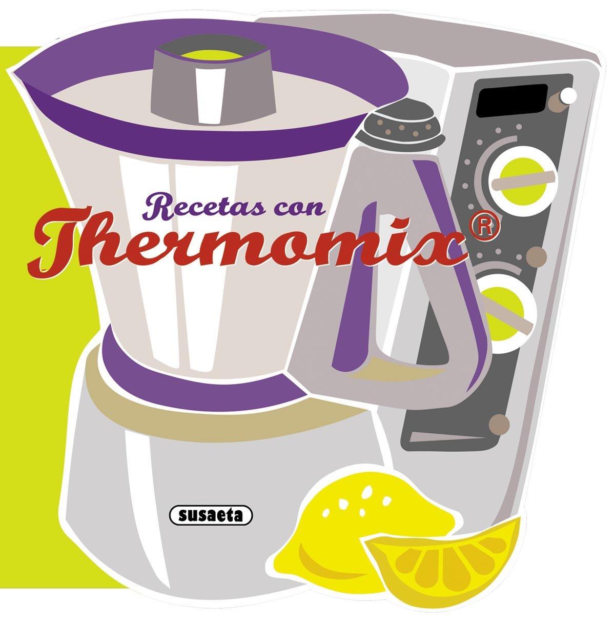 Recetas con Thermomix (Recetas para cocinar): Amazon.es: Susaeta, Equipo, Susaeta, Equipo: Libros