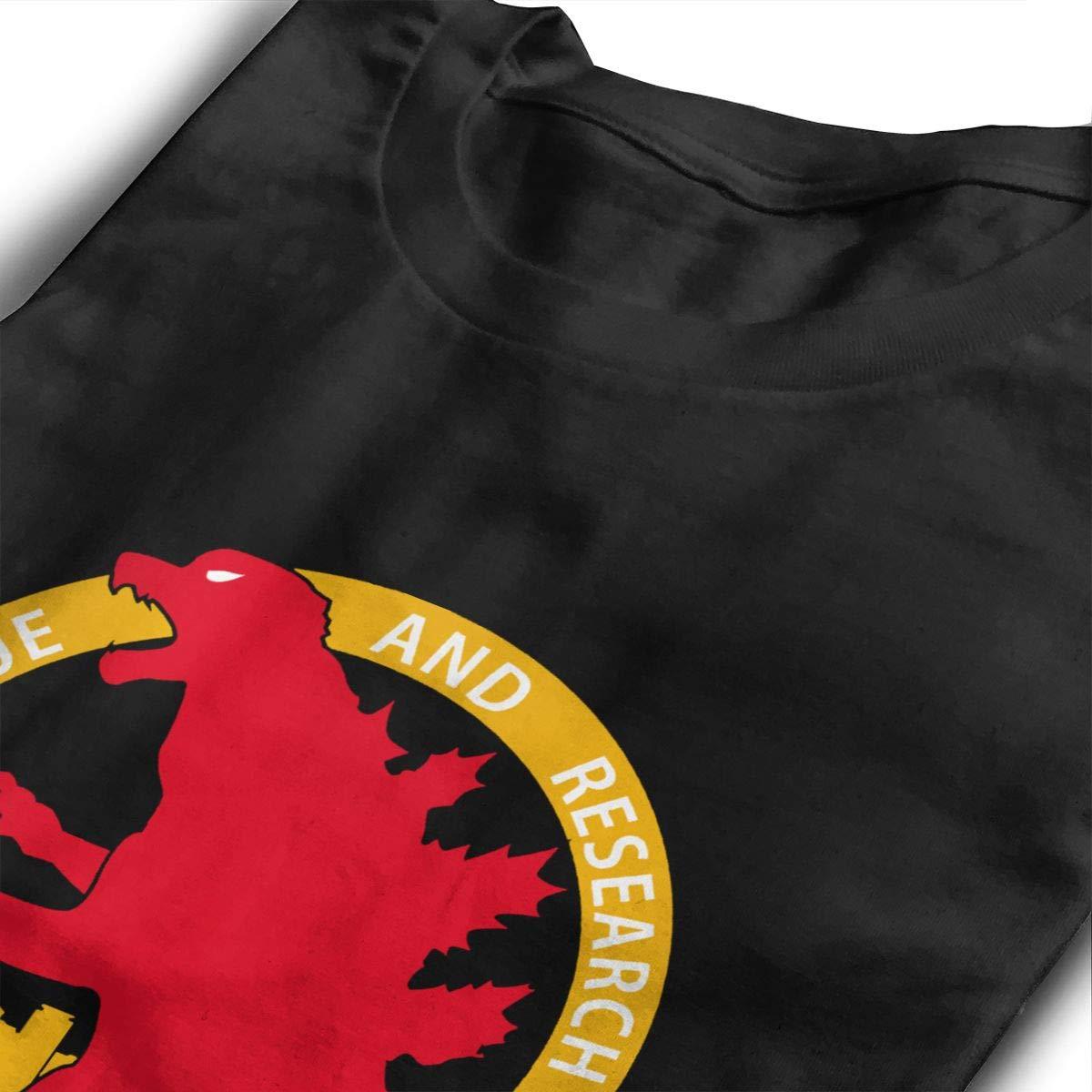 BilliePhillips Teens Godzilla Research and Rescue Boy Girl Long Sleeve Tee Shirt