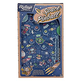Ridley's | Space Pinball Game | Classic Old School Game | Great Fun