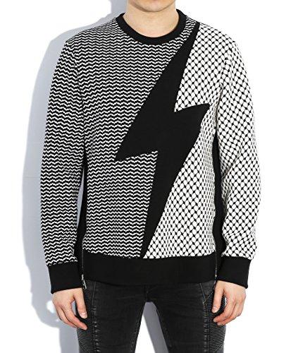 wiberlux-neil-barrett-mens-thunderbolt-mixed-pattern-sweatshirt-s-black