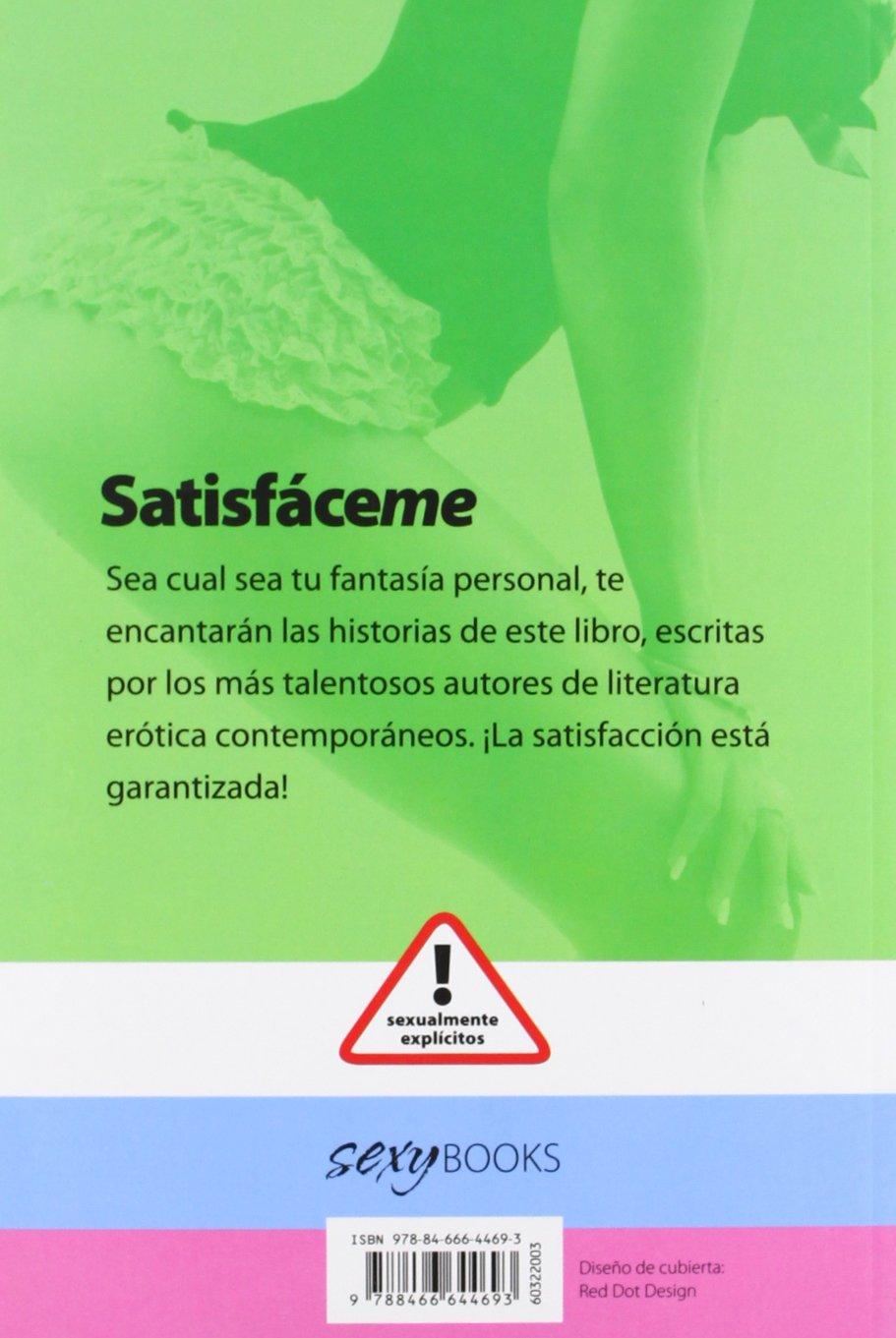 Amazon.com: Satisfaceme (Antologia de Miranda Forbes) (Spanish Edition) (9788466644693): Miranda Forbes: Books