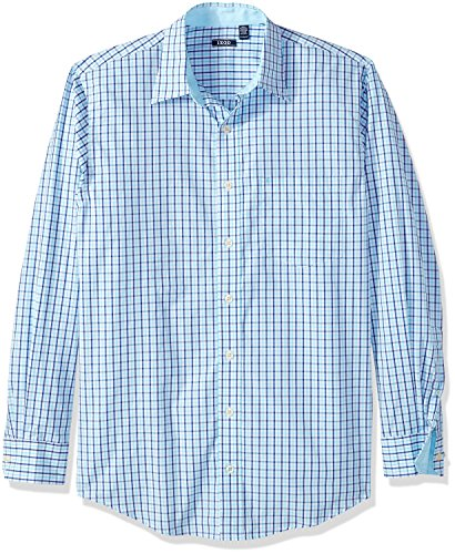 izod-mens-big-and-tall-essential-tattersall-long-sleeve-shirt-blue-radiance-3x-large-big