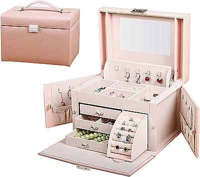Amazon Com Yapishi Jewelry Box For Women Girls Large Jewelry