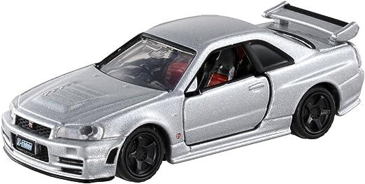 Tomica Tomica Premium 01 Nismo R34 Gt-r Z-tune