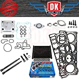 #5: Ford 6.0L 6.0 Powerstroke Kit - 2006-2010 - ARP Studs 20MM Head Gaskets Oil Cooler Stand Pipes (20mm)