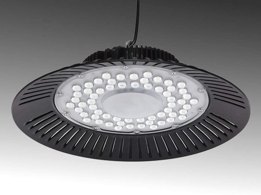 Greenice | Campana LED UFO IP65 90º 200W 20000Lm 50.000H | Blanco ...