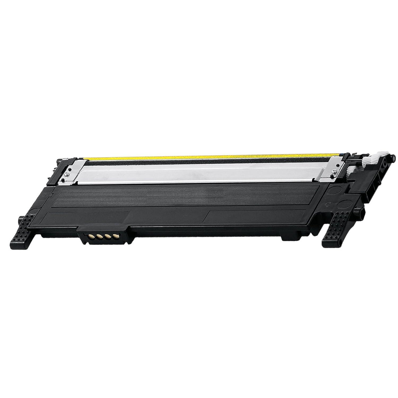 1 Inktoneram® Replacement toner cartridges for Samsung CLP-365 Yellow Toner Cartridge replacement for Samsung CLT-Y406S CLX-3305 CLX-3305FN CLX-3305FW Xpress C410W C460FW CLP-360 CLP-365 CLP-365W