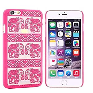 iPhone 6 4,7 caso, Kaseberry Soft Gel Skin Fit – Carcasa de TPU para iPhone 6