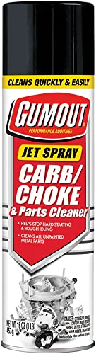 Gumout Carb & Choke Cleaner