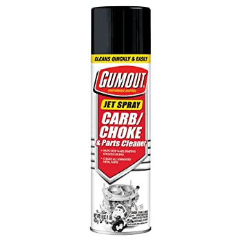Gumout 800002230 Choke, Carb & Throttle Body Cleaner
